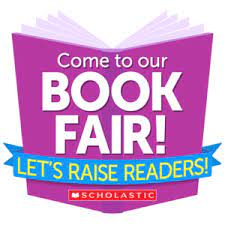 Scholastic Book Fair Is Here!!